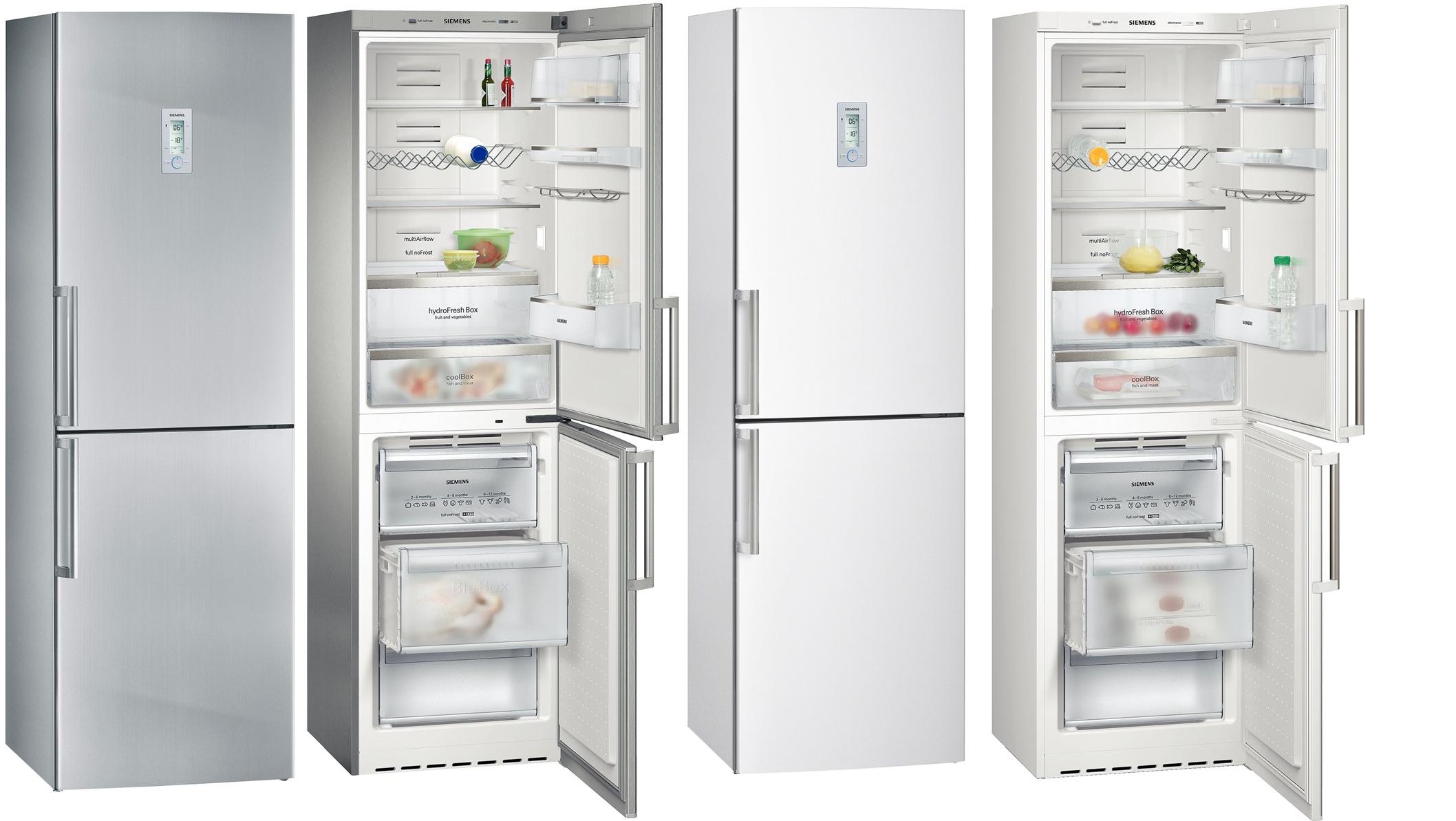 статьи холодильники Siemens с системой ноу фрост Kg39na25 Kg39na79