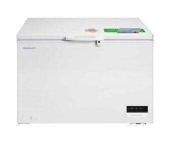 Морозильный ларь Kraft BD(W) 335BL c LCD