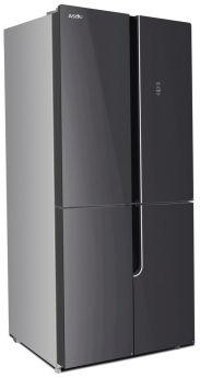 Холодильник Ascoli ACDB460WG
