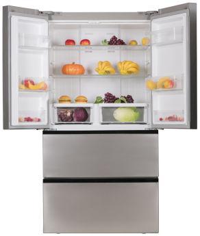 Холодильник Ascoli ACDI 480 W Inox
