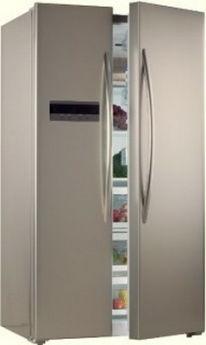Холодильник Ascoli ACDI 601 W Inox