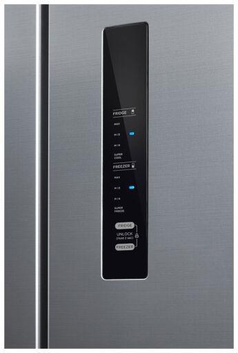Холодильник Hyundai CM4505FV нержавеющая сталь