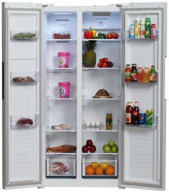 Холодильник Hyundai CS4502F Белый