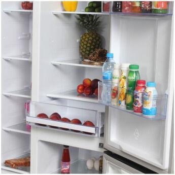 Холодильник Hyundai CS5073FV ШАМПАНЬ СТЕКЛО