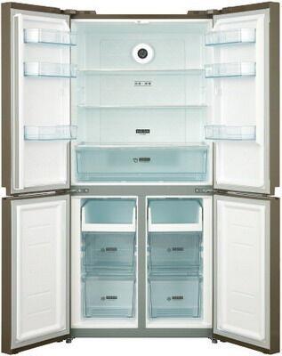 Холодильник Centek CT-1755Bronze