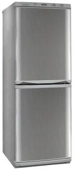 Морозильник Pozis FVD-257 серебристый металлопласт