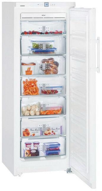 Морозильник Liebherr GNP 2756-25 Premium NoFrost