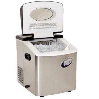 Льдогенератор I–Ice IM 006 X серебристый