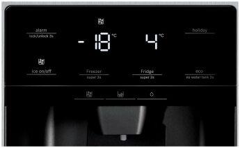 Холодильник Bosch KAI93VL30R