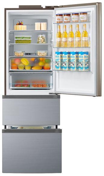 Холодильник Korting KNFM KNFF 61889 X