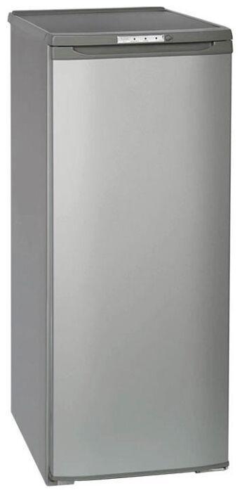 Морозильник Бирюса М114 металлик