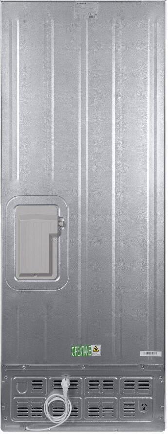 Холодильник MAUNFELD MFF1857NFW