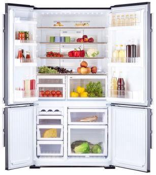 Холодильник Mitsubishi Electric MR-LR78GBRWR