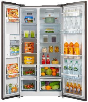Холодильник Midea MRS518WFNGX