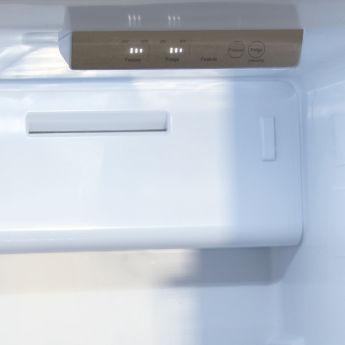 Холодильник Ginzzu NFK-462 Gold glass