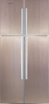 Холодильник Ginzzu NFK-590 Gold