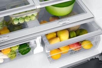 Холодильник SAMSUNG RF61K90407F / WT