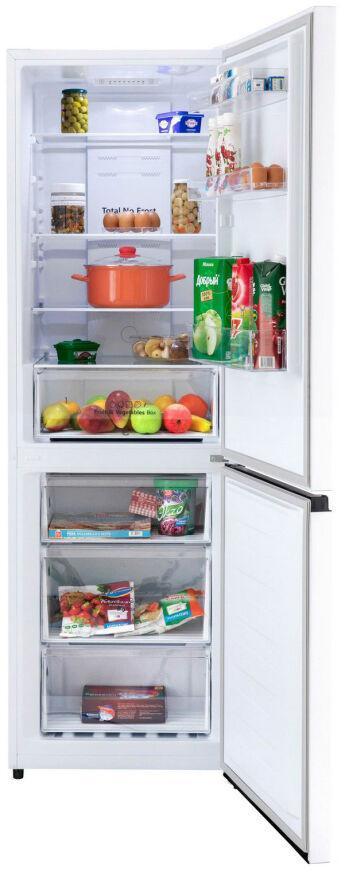 Холодильник HIBERG RFC-330NFW
