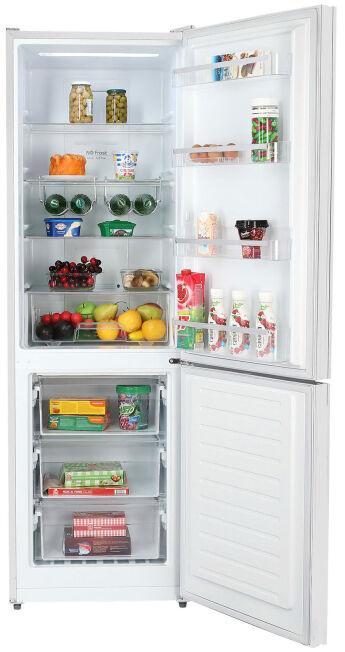 Холодильник HIBERG RFC-375DX NFGW