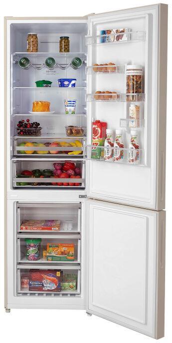 Холодильник HIBERG RFC-400DX NFGY