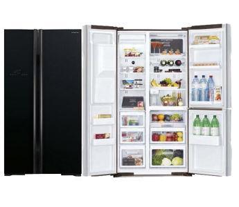 Холодильник HITACHI R-M702 GPU2 GBK
