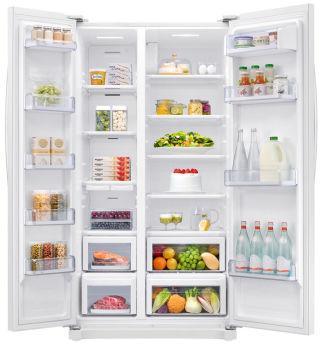 Холодильник SAMSUNG RS54N3003WW / WT