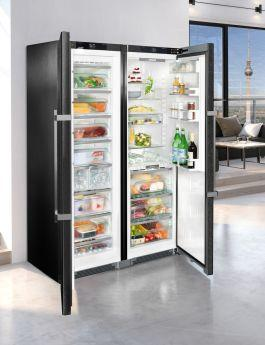 Холодильник LIEBHERR SBSbs 8683 Premium BioFresh NoFrost