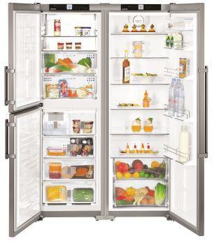 Холодильник LIEBHERR SBSef 7343 Comfort NoFrost