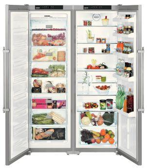 Холодильник LIEBHERR SBSesf 7212 Comfort NoFrost