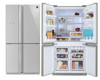 Холодильник Sharp SJ-FS97VSL