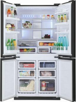 Холодильник Sharp SJ-FS97VBK