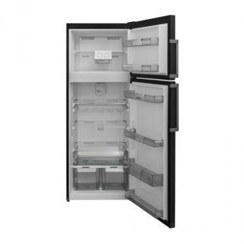 Холодильник Scandilux TMN 478 EZ D/X Dark Inox