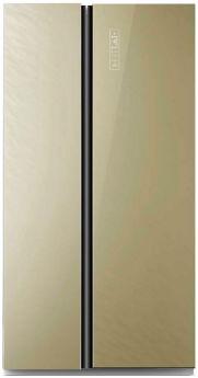 Холодильник Zarget ZSS615BEG