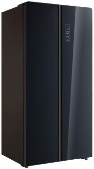 Холодильник Zarget ZSS615BLG
